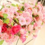 可愛い?大人っぽい?イメージに合わせた結婚式装花の色の決め方