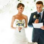 簡単!【結婚式の謝辞】今すぐ完成する新郎新婦のための例文